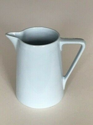 Vintage Johnson Brothers Grey Dawn Blue Large Jug • 5.99£