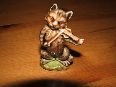 Wade Large Nursery Rhyme Figure - Cat And Fiddle • 5£