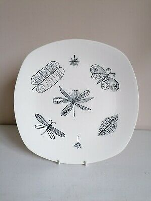 Retro Midwinter  Nature Study  10  Dinner Plate • 19.99£