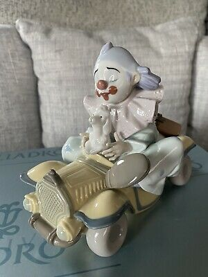 LLADRO Porcelain : TRIP TO THE CIRCUS 01008136 Mint Condition Boxed • 48£