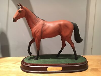 Royal Doulton  Horse 'red Rum' • 49.99£
