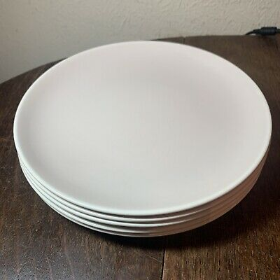 5 Poole Pottery Two Tone Side Plates • 10£