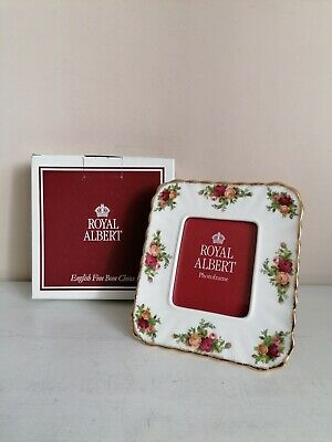 Royal Albert  Old Country Roses  Photograph Frame • 9.99£