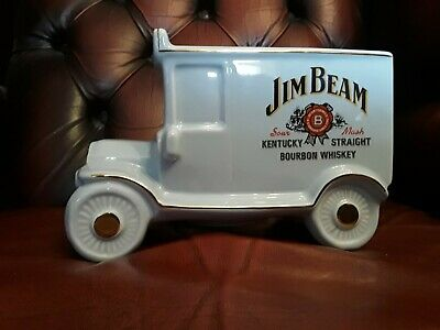 Wade Jim Beam  Limited Edition Delivery Van Money Box • 15£