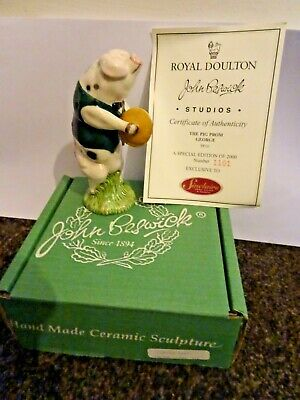 Beswick Pig Prom George Limited Edition  Pp10 • 26£