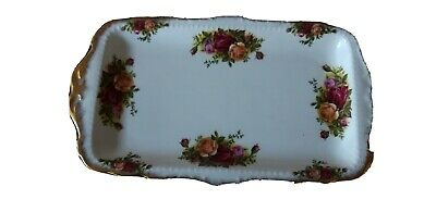 Royal Albert Old Country Roses - Sandwich Plate • 7.90£