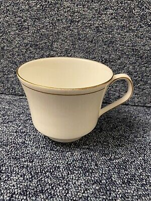 Queens China 'Elegance' White & Gilt Large Cup. Crownford Product • 9.99£