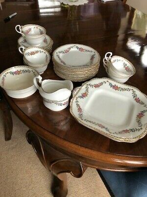 Aynsley China Tea Set Excellent Condition • 89.99£