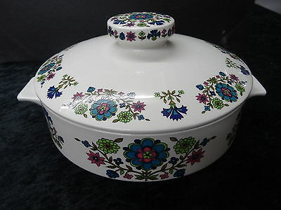 C1960's Midwinter Country Garden Tureen And Lid • 29.99£