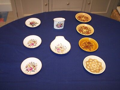 9 Royal Worcester Ornaments • 18£