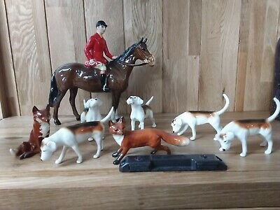 Beswick Hunt Collection - Mint Condition • 500£