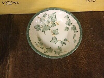 BHS Country Vine Pattern Cereal Bowls X2 • 9.99£