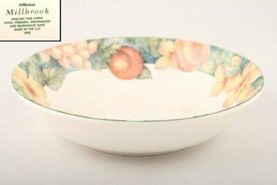 Marks & Spencer - Millbrook - Oatmeal / Cereal / Soup Bowl - 141909Y • 13.50£