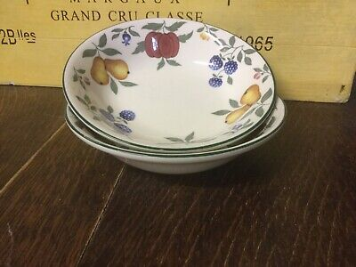 Royal Stafford - Toscana - Cereal Bowl X 2 - BRAND NEW • 11.99£