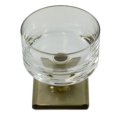 ROSENTHAL Crystal - LINEAR SMOKE - Liqueur Cocktail Glass / Glasses - 2 1/2  • 19.99£
