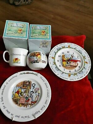 Collection Of Royal Doulton Winnie The Pooh Pottery • 19.95£