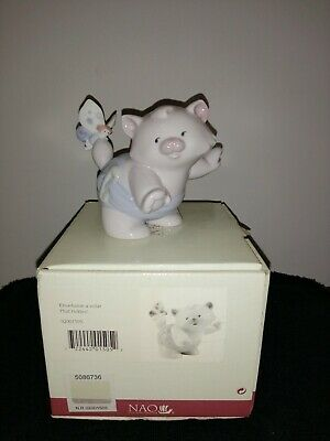 NAO  THAT TICKLES  CAT / KITTEN AND BUTTERFLY 02001505 Original Box & Packaging • 29.96£