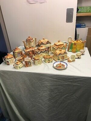 Cottage Ware Large  Huge Bundle -  Teapots Dishes Jars Collect Only Southport • 20£