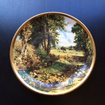 "Lord Nelson Pottery ""The Cornfield"" By Constable • 12£"