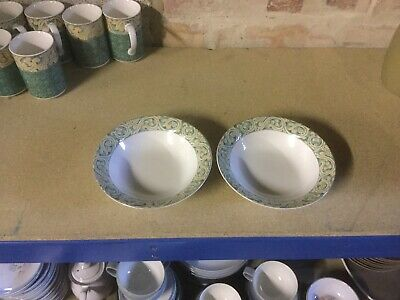 BHS Valencia Cereal Bowls X2 • 11.99£