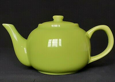 Whittard Of Chelsea Green 2 Pint Teapot. Mint Condition.  • 22.95£