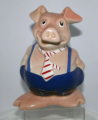 Wade Nat West Piggy Bank Money Box Featuring Maxwell The Son • 6.99£
