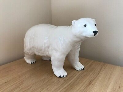 Fabulous Beswick 1958 Polar Bear Model 1533 By Arthur Gredington • 175£