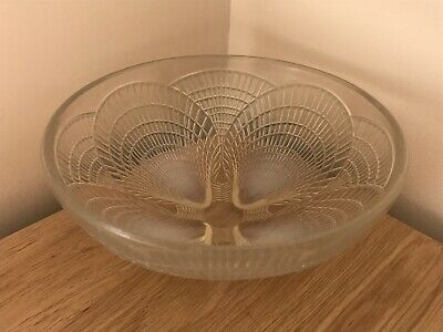 Superb Rene Lalique 1928 Coquilles No2 Coupe Bowl Pattern Number 3201 • 595£