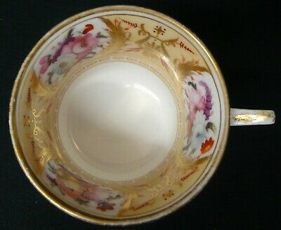 Early 19th C Teacup. • 3.95£