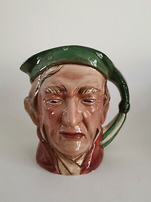 Beswick Character Scrooge 372, Large Size. • 7.99£