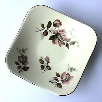Vintage Midwinter Stylecraft Trinket Dish Kashmir Fashion Shape Retro 1950s • 7£