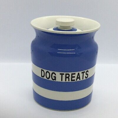 💙 T.g.green Cornish Kitchenware Vintage Storage Jar By 'judith Onions' • 35£