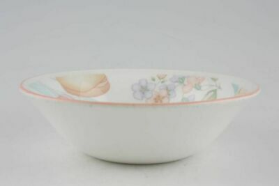 Marks & Spencer - Orange Blossom - Oatmeal / Cereal / Soup Bowl - 62294G • 12.90£