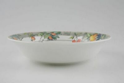 Wedgwood - Eden - Home - Oatmeal / Cereal / Soup Bowl - 67113Y • 17.10£