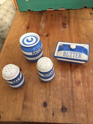 Cornishware Blue And White • 20£