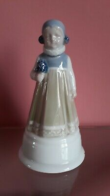 Girl With Flowers Figurine ~ Rosenthal Kunst Abteilung Germany ~ H 1124 • 100£