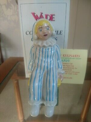 WADE Collectable Ceramics Andy Pandy Limited Edition • 5£