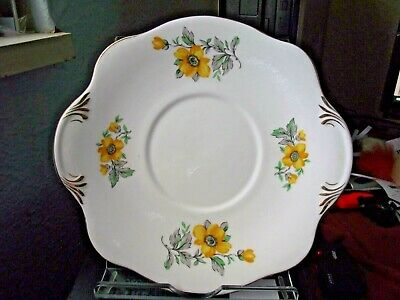 Spencer Stevenson China Cake / Serving Plate - Pre Owned • 5£