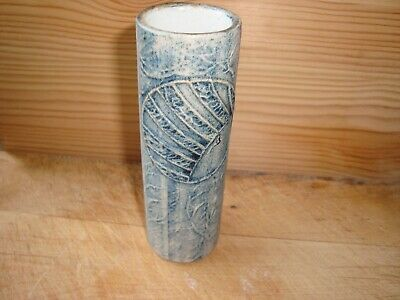 Carn Pottery: Small Cylinder Vase • 12£