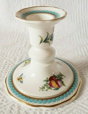 Spode ~Trapnell ~ Candlestick Holder ~ Lovely ~ 9cm Tall ~ Vintage • 25.99£