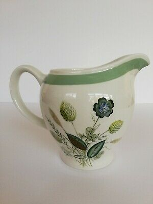 Clovelly Woods Ware Large Jug - Good Condition • 3.50£