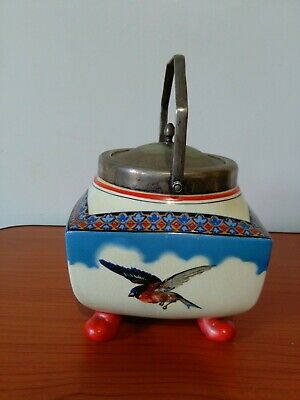 Vintage Newport Pottery Caddy • 6.99£