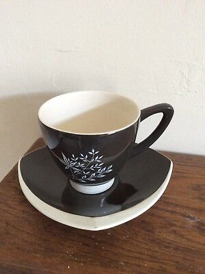 Carlton Ware Cup And Saucer • 12£