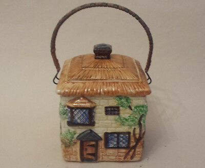 Lovely Collectable Beswick Cottage Ware Biscuit Barrel • 39.99£
