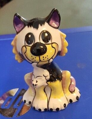 Lorna Bailey Cat With Mouse Limited Edition 4/5 FREE P&P • 53£
