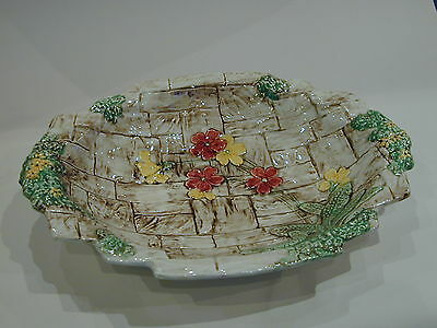 Falcon Sylvac Ware Handpainted 'The Wishing Well'  Table Centre/Bowl • 24£