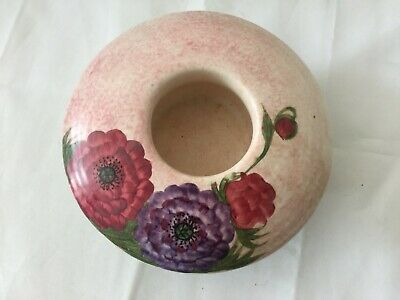 Collectable Radford Pottery England Handpainted Posy Bowl Vase Signed • 15.99£