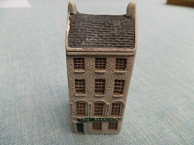 Vintage Philip Laureston The Mansion 763 Miniature House Babbacombe Pottery. • 3.50£