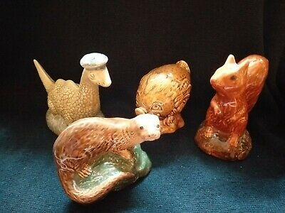 Collection Of Beswick Animal, Haggis Whisky Souvenirs Including Loch Nessie • 24.95£
