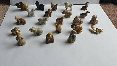 Collection Of 22 Wade Whimsies • 4.70£